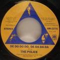 Police, The-De Do Do Do, De Da Da / Friends