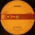 Poacher-Darling / So Afraid