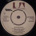 Peter Blake-Lipsmackin' Rock 'N Rollin' / Clever Dick