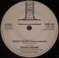 Radio Heart, Gary Numan-Radio Heart / Radio Heart (Instrumental)