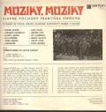 Slavné pochody Františka Kmocha -Muziky, muziky