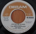 The Brotherhood of Man-Say a Prayer / United We Stand