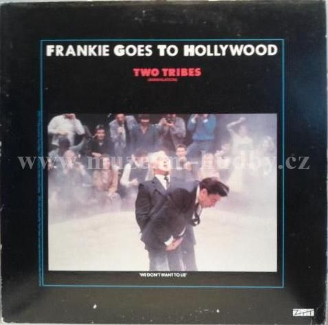 """Frankie Goes To Hollywood: Two Tribes - Vinyl(12"""" Maxi)"""