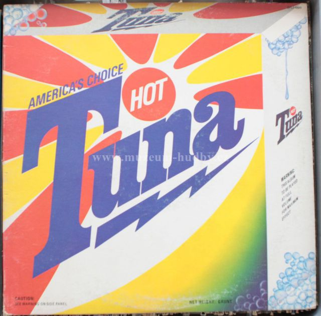 "Hot Tuna: America´s Choice - Vinyl(33"" LP)"