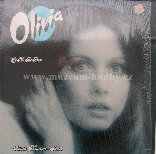 "Olivia Newton - John: Let Me Be There - Vinyl(33"" LP)"