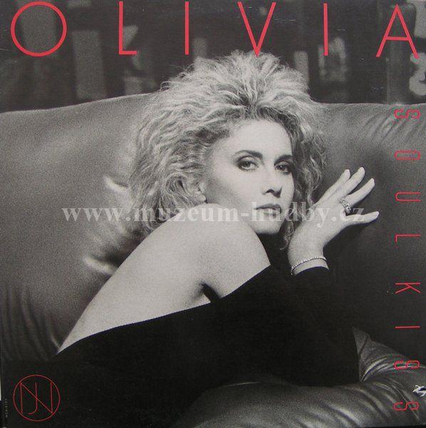 "Olivia Newton - John: Soul Kiss - Vinyl(33"" LP)"