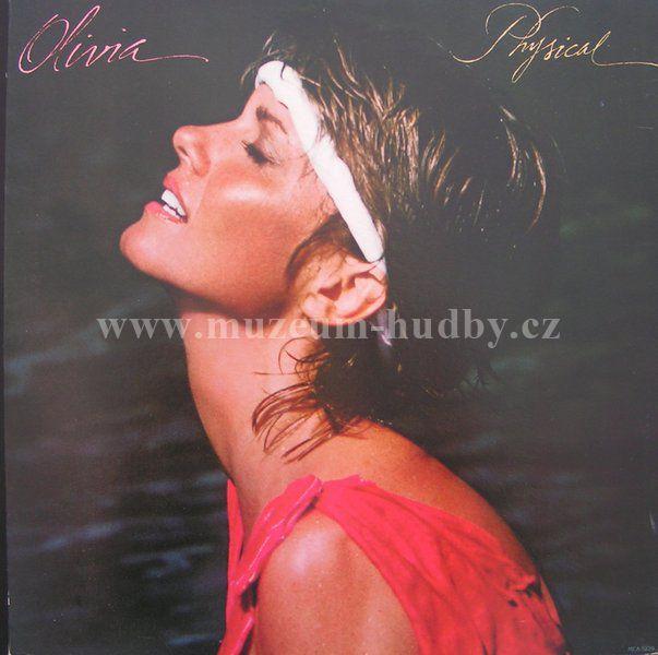 """Olivia Newton-John: Physical - Vinyl(33"""" LP)"""