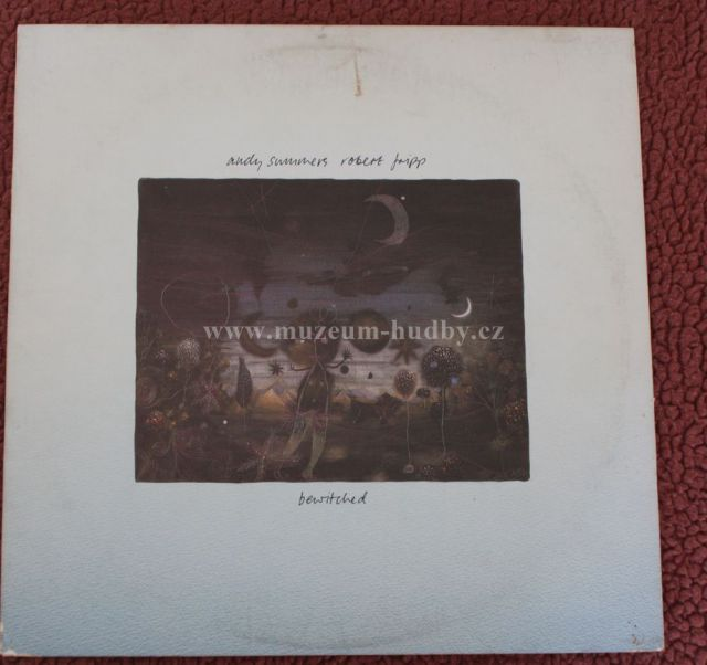 """Andy Summers / Robert Fripp: Bewitched - Vinyl(33"""" LP)"""