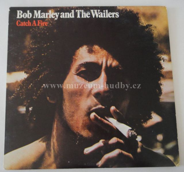 Bob Marley And The Wailers Catch A Fire Online Vinyl