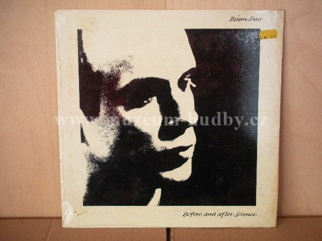 """Brian Eno: Before And After Science - Vinyl(33"""" LP)"""
