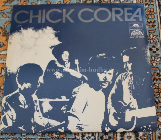 """Chick Corea: Where Have I Known You Before - Vinyl(33"""" LP)"""