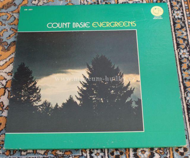 "Count Basie: Evergreens - Vinyl(33"" LP)"