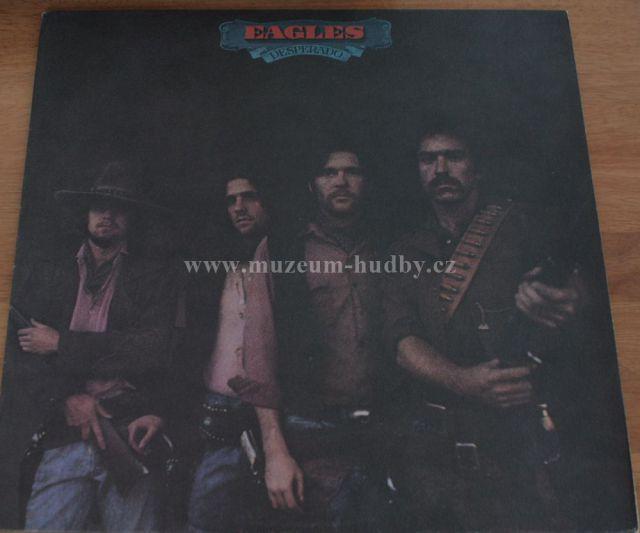"""Eagles: Desperado - Vinyl(33"""" LP)"""