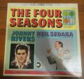 FOUR SEASONS - JOHNNY RIVERS - NEIL SEDAKA