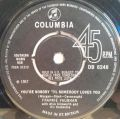 Frankie Vaughan-There Must Be A Way / You're Nobody 'Til Somebody Loves You