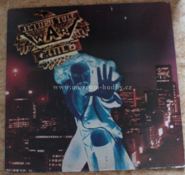 "Jetrho Tull: WarChild - Vinyl(33"" LP)"