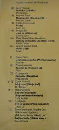 Jugoslávské rokové skupiny - Pomeranča, Dado A.Topic, Leb I Sol-Generacija 5, Riblja Coba, Smak, Bulevar, Piloti, Propaganda,U Škripcu