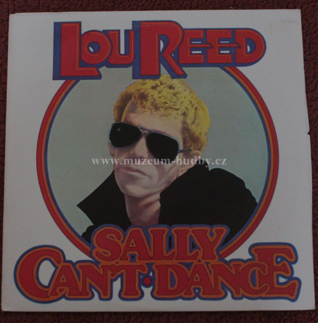 "Lou Reed: Sally Can´t Dance - Vinyl(33"" LP)"