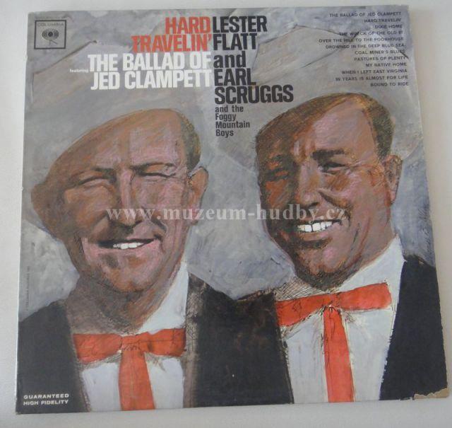 Lester Flatt Amp Earl Scruggs Hard Travelin Featuring The