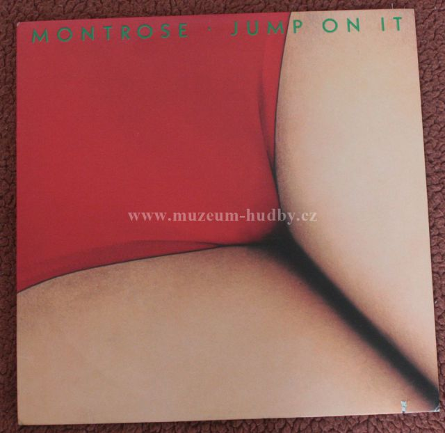 "Montrose: Jump on it - Vinyl(33"" LP)"