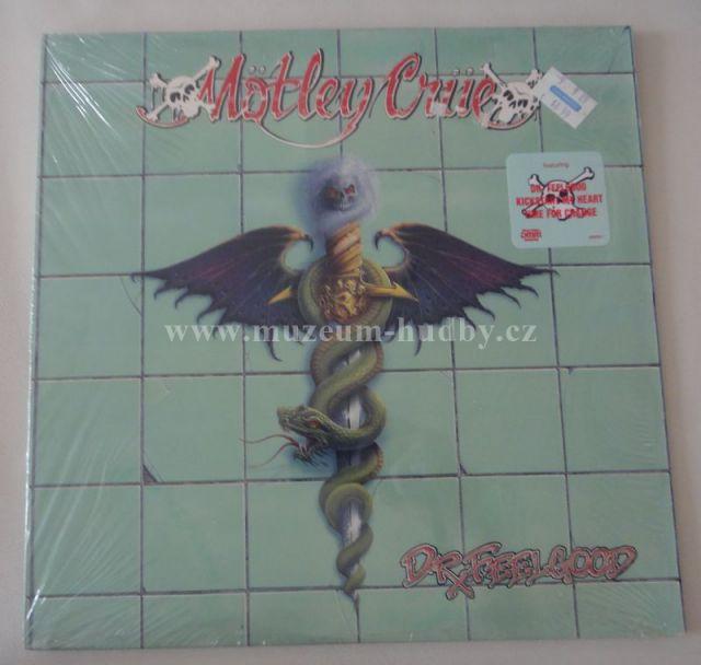 Mötley Crüe - Dr Feelgood In Auburn Hills '90