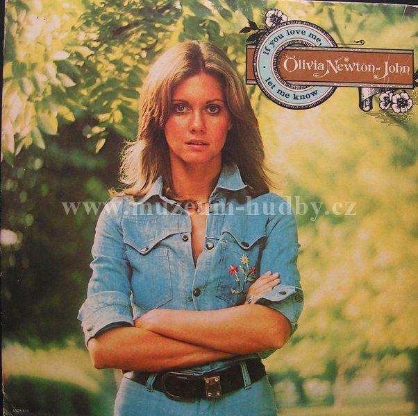 "Olivia Newton - John: If You Love Me Let Me Know - Vinyl(33"" LP)"