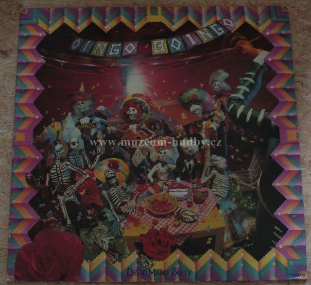 """Oingo Boingo: Dead Man´s Party - Vinyl(33"""" LP)"""