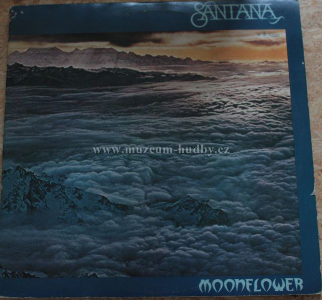 "Santana: Moonflower - Vinyl(33"" LP)"