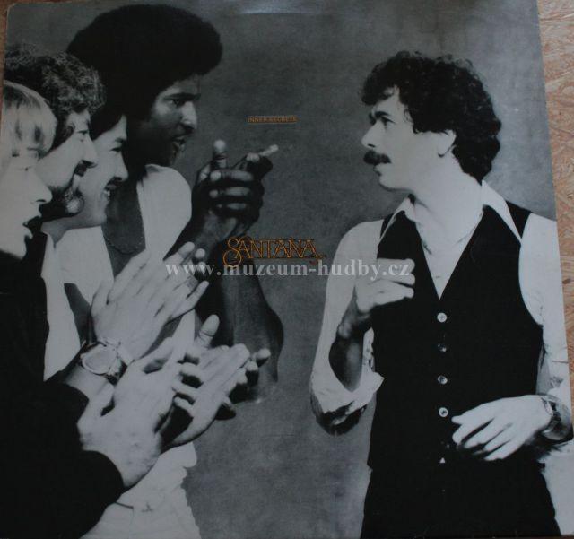 """Santana: Inner Secrets - Vinyl(33"""" LP)"""