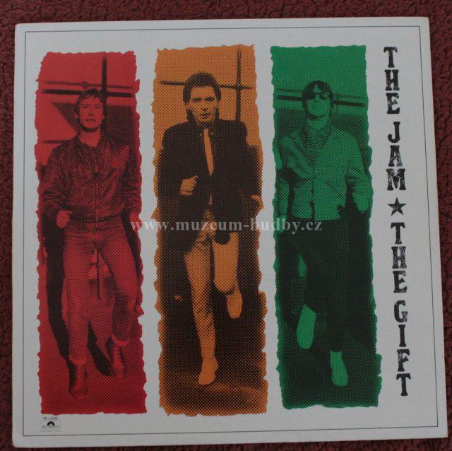 """The Jam : The Gift - Vinyl(33"""" LP)"""