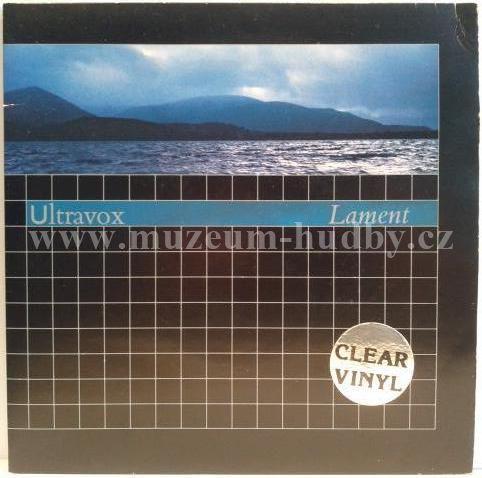 Ultravox Lament Heart Of The Country Online Vinyl Shop