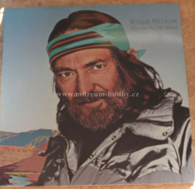 "Willie Nelson: Alway On My Mind - Vinyl(33"" LP)"