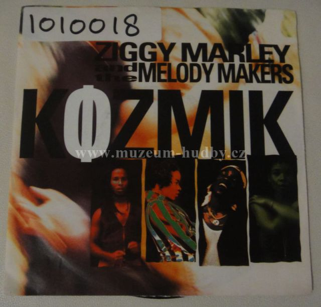 Ziggy Marley And The Melody Makers Kozmik Online Vinyl