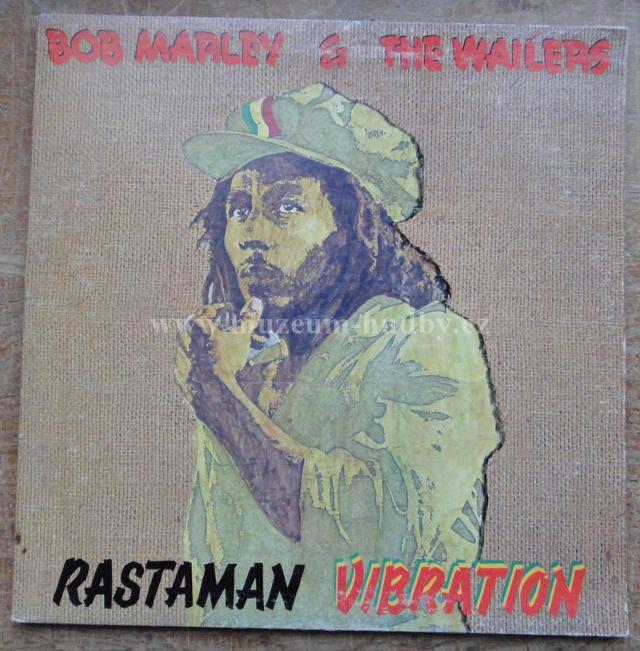 Bob Marley Amp The Wailers Rastaman Vibration Online Vinyl