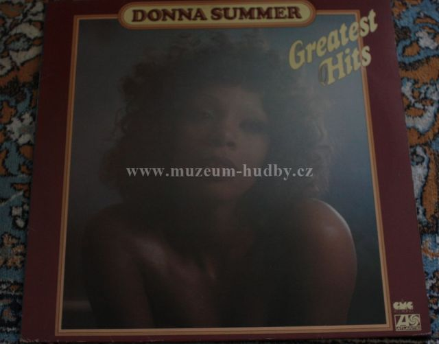 "Donna Summer: Greatest Hits - Vinyl(33"" LP)"