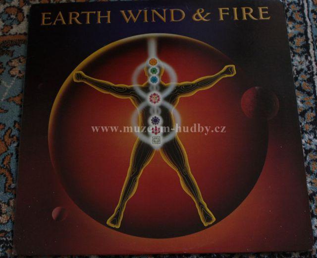 """Earth, Wind & Fire: Powerlight - Vinyl(33"""" LP)"""