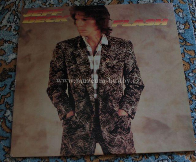 "Jeff Beck: Flash - Vinyl(33"" LP)"