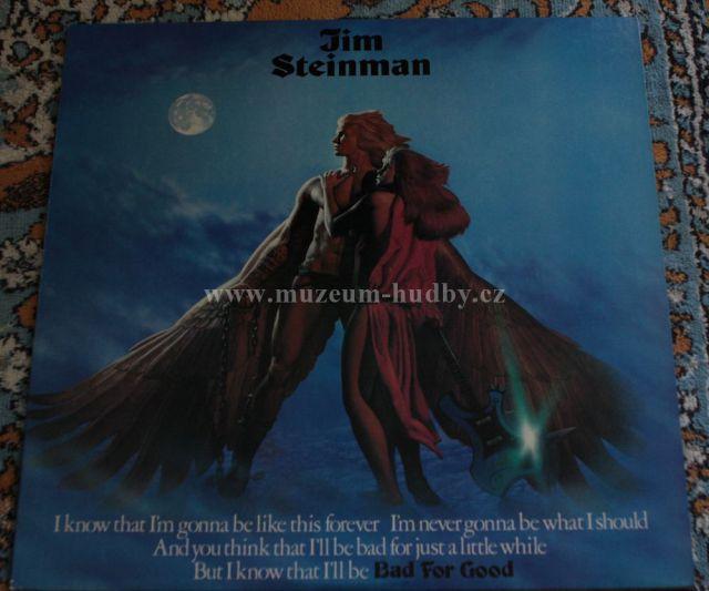 "Jim Steinman: Bad for Good - Vinyl(33"" LP)"