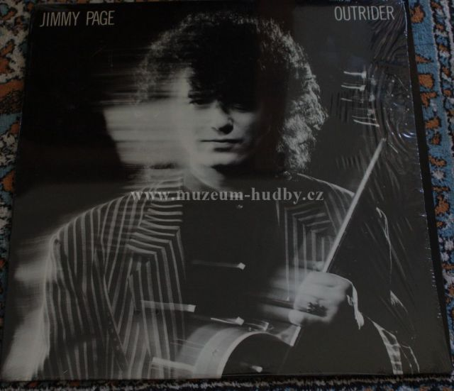 """Jimmy Page: Outrider - Vinyl(33"""" LP)"""