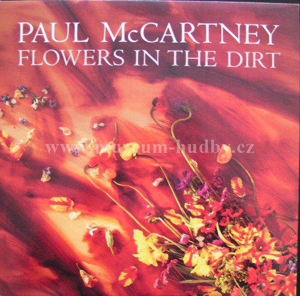 "Paul McCartney: Flowers In The Dirt - Vinyl(33"" LP)"