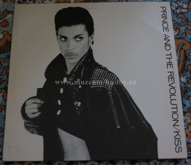 """Prince and The Revolution,: Kiss/Or - Vinyl(33"""" LP)"""