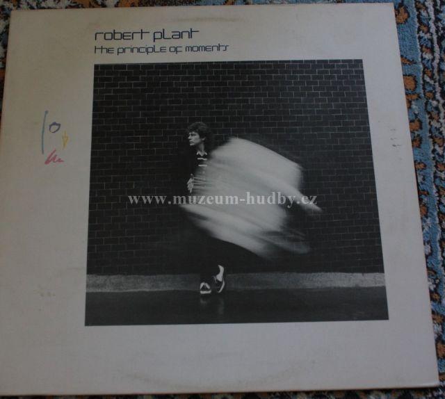"Robert Plant: The Principle of Moments - Vinyl(33"" LP)"