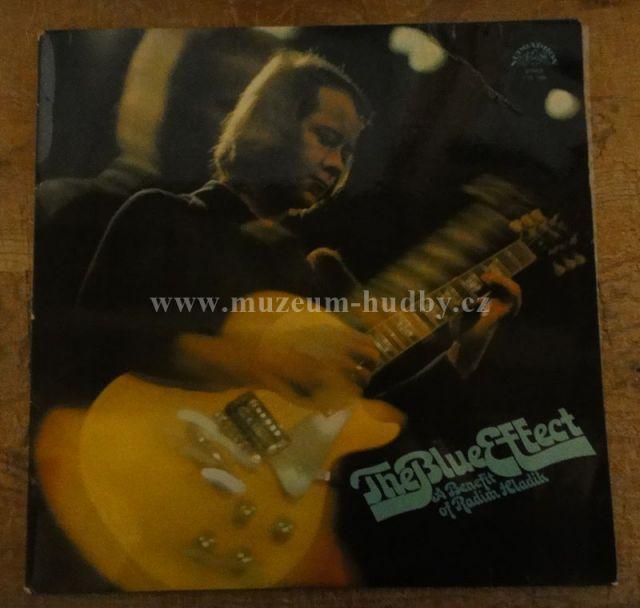 "BLUE EFFECT: A BENEFIT OF RADIMM HLADIK - Vinyl(33"" LP)"