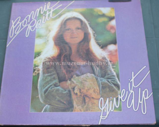 """Bonnie Raitt: Give it up - Vinyl(33"""" LP)"""