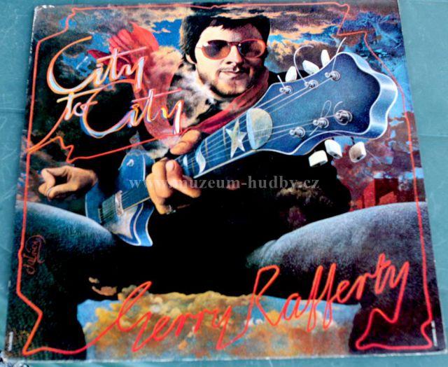 "Gerry Rafferty: City to City - Vinyl(33"" LP)"
