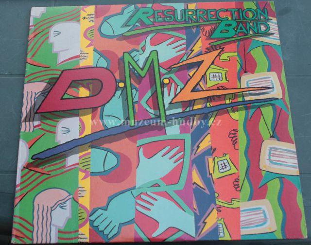 """Resurrection Band: D.M.Z. - Vinyl(33"""" LP)"""