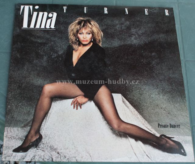 "Tina Tuner: Private Dancer - Vinyl(33"" LP)"