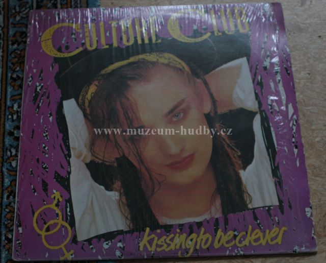 "Culture Club: Kissing to Be Clever - Vinyl(33"" LP)"