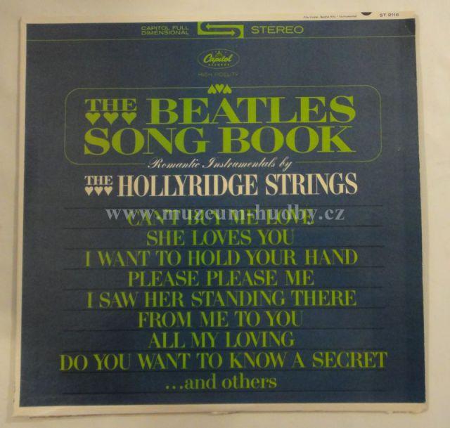 """Hollyridge Strings [Beatles]: The Beatles Song Book - Vinyl(33"""" LP)"""