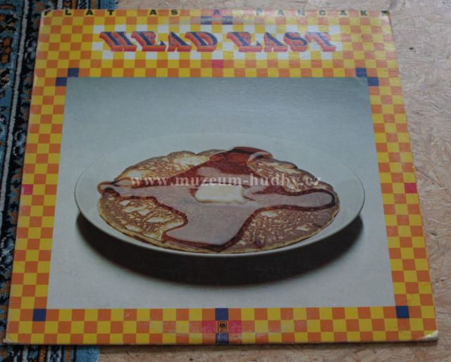 "Head East: Flat as a Pancake - Vinyl(33"" LP)"